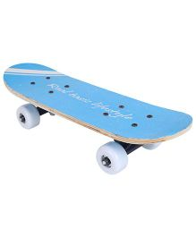 Super K Mini Skate Board - Blue