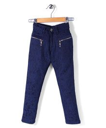 Lei Chie Casual Jeggings - Blue