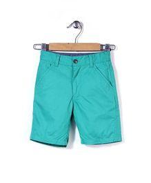 Timeless Fashion Casual Shorts - Green
