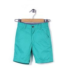 Timeless Fashion Casual Shorts - Green