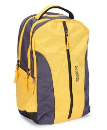 American Tourister Backpack Buzz Yellow 07 - 19 Inches