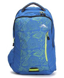 High Sierra Shark Backpack Blue - 18 Inches