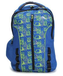High Sierra Seal Backpack Blue - 18 Inches