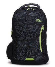 High Sierra Shark Backpack Black - 18 Inches