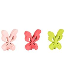 Flyfrog Wall Hooks Butterfly Theme - Multicolor