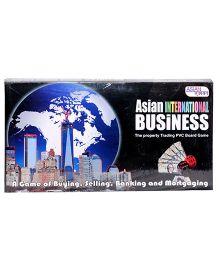 Asian International Business - Multicolor