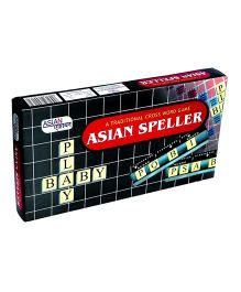 Asian Speller - Multicolor