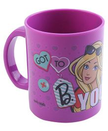 Barbie Mug Purple - 400 ml