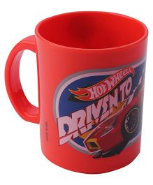 Hotwheels Mug Red - 400 ml