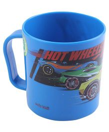 Hotwheels Mug Blue - 350 ml