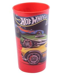 Hotwheels Large Tumbler Red - 450 ml