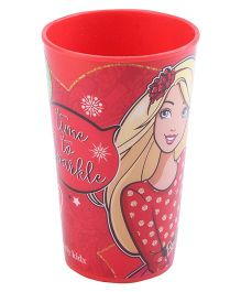 Barbie Tumbler Red - 250 ml