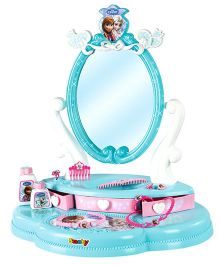 Smody Disney Frozen Hair Dresser Top - Blue