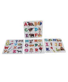 Yash Educational Puzzle - Alphabets