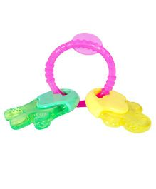 Morisons Baby Dreams Sunshine Rattle And Toy Teether