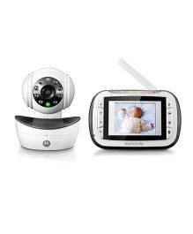Motorola Baby Monitor Camera Without Temperature Sensor Video White - MBP 41