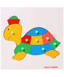 Little Genius - Wooden Tortoise Puzzle