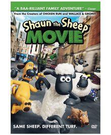 Sony Shaun The Sheep Movie DVD - English