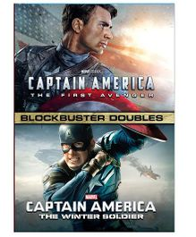Marvel Captain America The First Avenger & The Winter Soldier CD - English