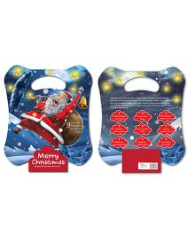 Pegasus Christmas Gift Pack Of 9 - Multicolor