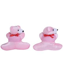 Mouse Shape Curtain Holders -Pink