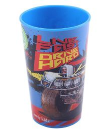 Hotwheels Tumbler Blue - 250 ml