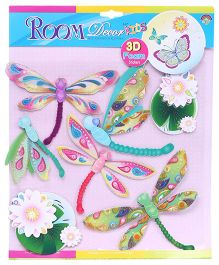 Room Decor Flying Insects Sticker