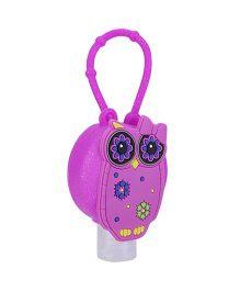 Owl Shape Sanitizer Dispenser - Purple