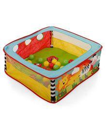 Hamleys Get Go A Zebra Pop Up Ball Pit