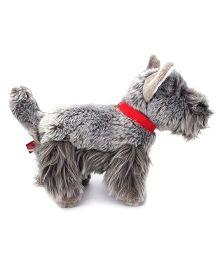 Hamleys Scottish Terrier Soft Toy - Grey
