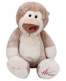 Hamleys Quirky Lion Soft Toy - Beige