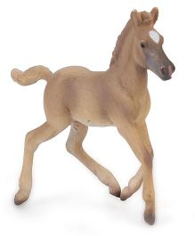 Hamleys CollectA Haflinger Foal Figure Toy