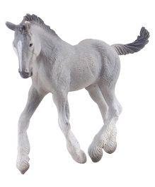 Hamleys CollectA Shire Horse Foal - Grey