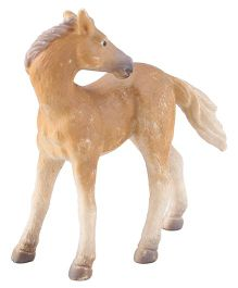 Hamleys CollectA Haflinger Foal Toy Figure
