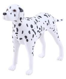 Hamleys CollectA Dalmatian Dog Toy Figure - White