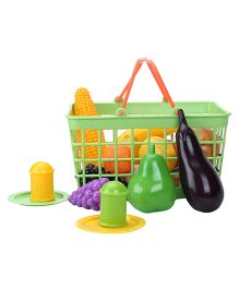 Hamleys Tim And Lou Vegetable Basket - 20 Pieces