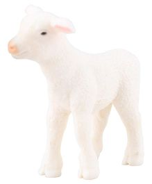 Hamleys CollectA Lamb Toy Figure - White