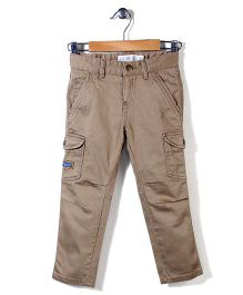 Blue Camp Multi Pocket Pant - Brown