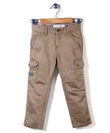 Blue Camp Multi Pocket Pant - Brown