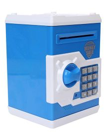 Playmate Money Bank With Electronic Lock - Blue