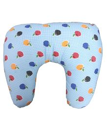 Luk Luck Feeding Pillow - Blue