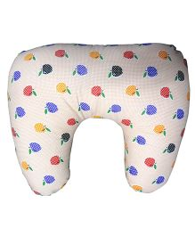Luk Luck Feeding Pillow - White