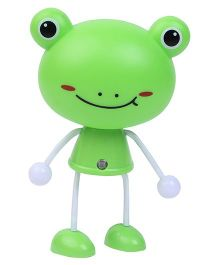 LED Photoreceptor Night Light Froggy - Green