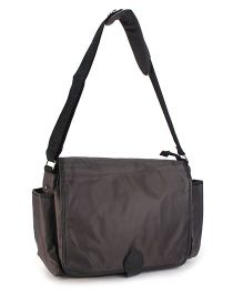 Mother Bag With Changing Mat - Grey