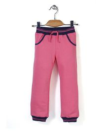 Mothercare Cuffed Leggings - Pink