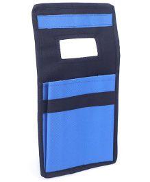 Funkrafts Mobile Holder Cum Door Organizer - Blue