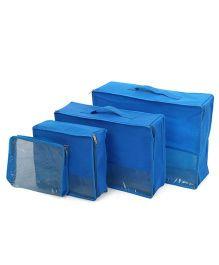 Funkrafts Luggage Organizer - Blue