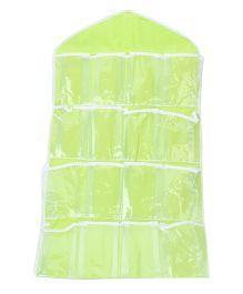 Funkrafts Hanging Multi-purpose Organizer - Green