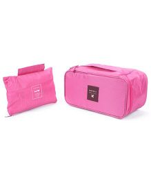 Funkrafts Multi-purpose Undergarment Organizer - Pink
