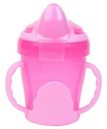 Vital Baby Two Handled Trainer Cup Pink - 200 ml